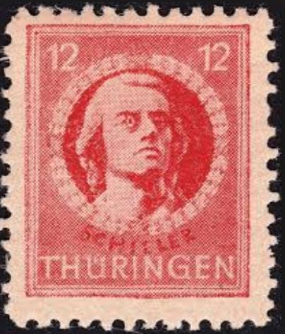 Thüringen (OPD Erfurt) -Sowjetische Besatzungszone- Thyrin13