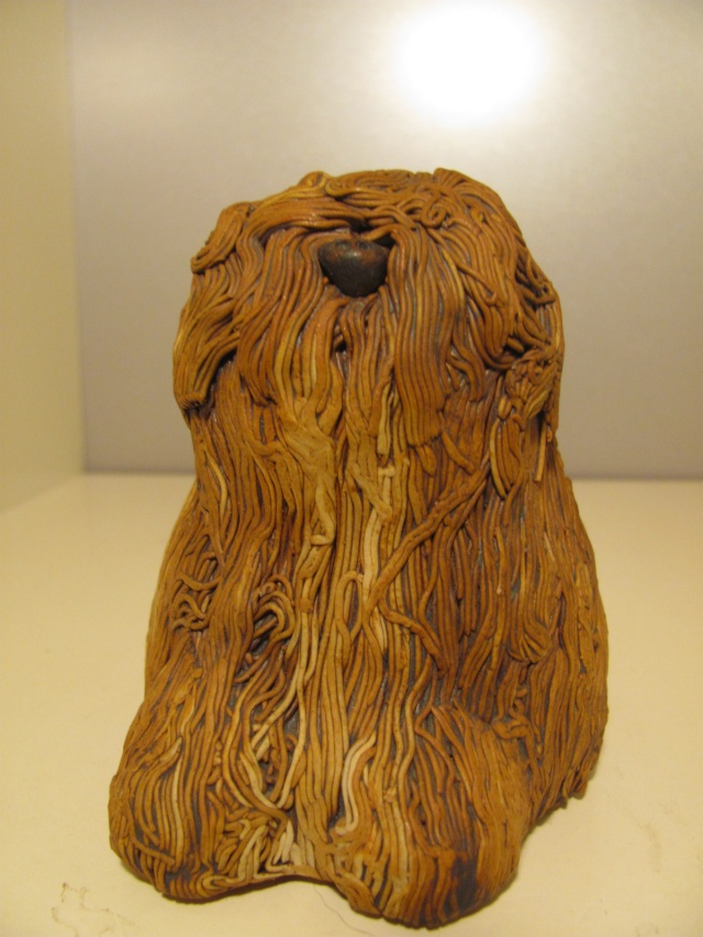 Shaggy Dog - Gairloch Pottery Img_8826