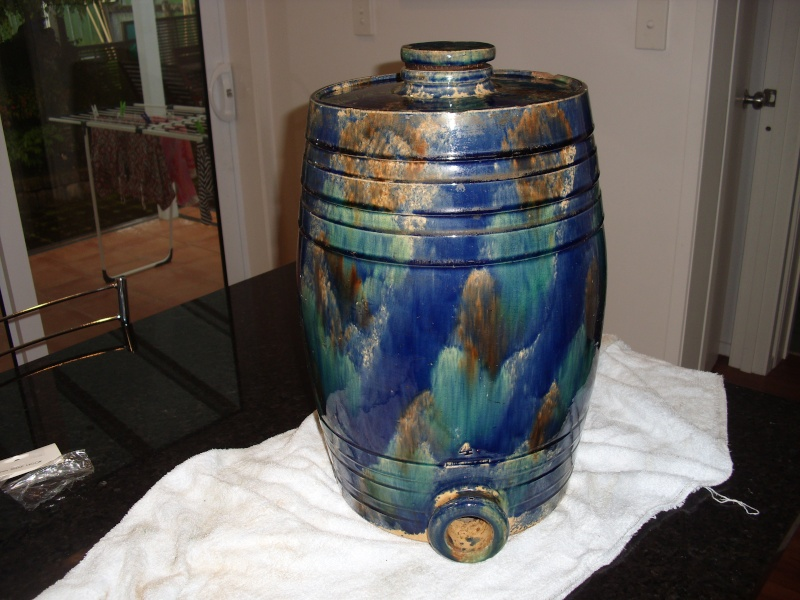 P. Hutson barrel Barrel10