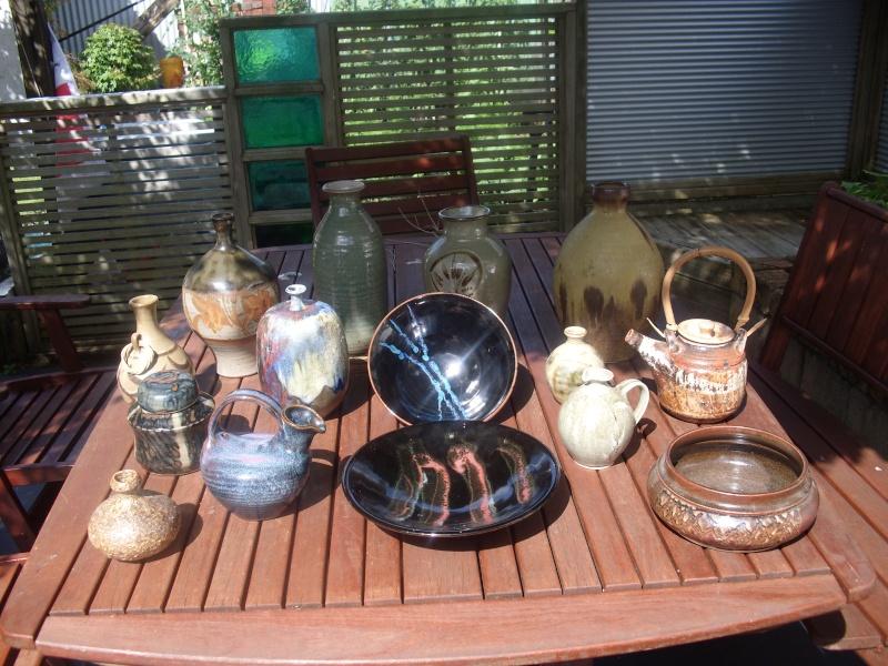 NZ studio pottery Potter10