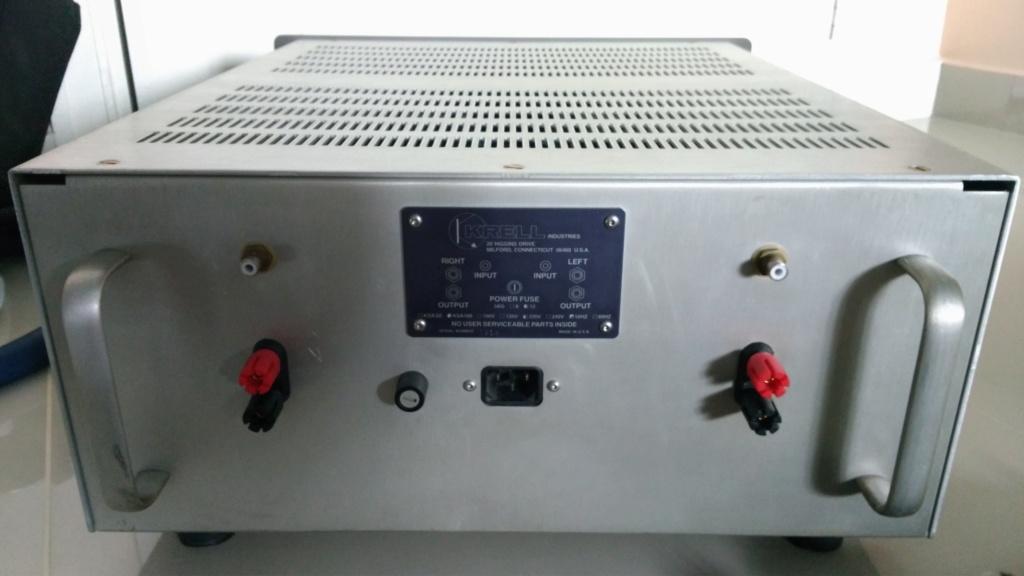 Krell KSA100mk2 power amp (Used) Krell_10