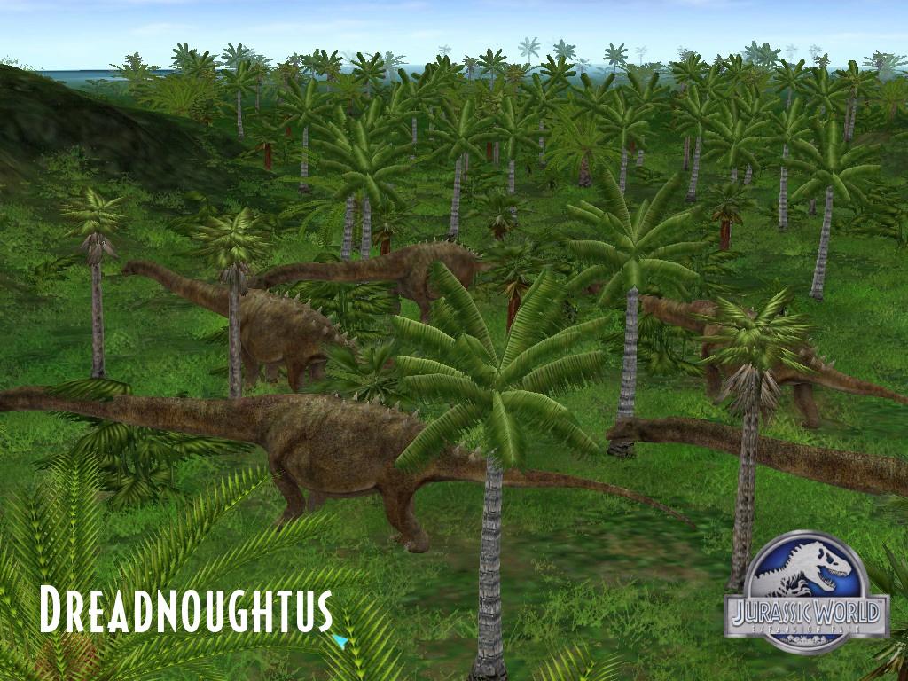 Jurassic World Expansion Pack (reboot) Dradno10