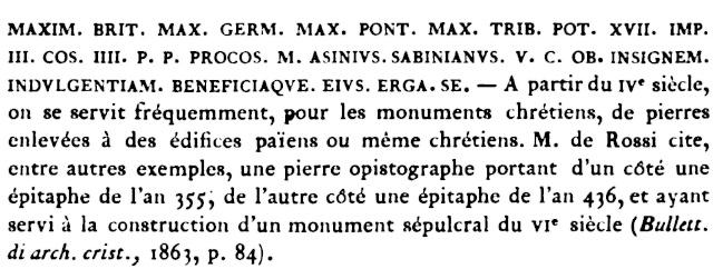 Rome souterraine. - Page 7 Page_225