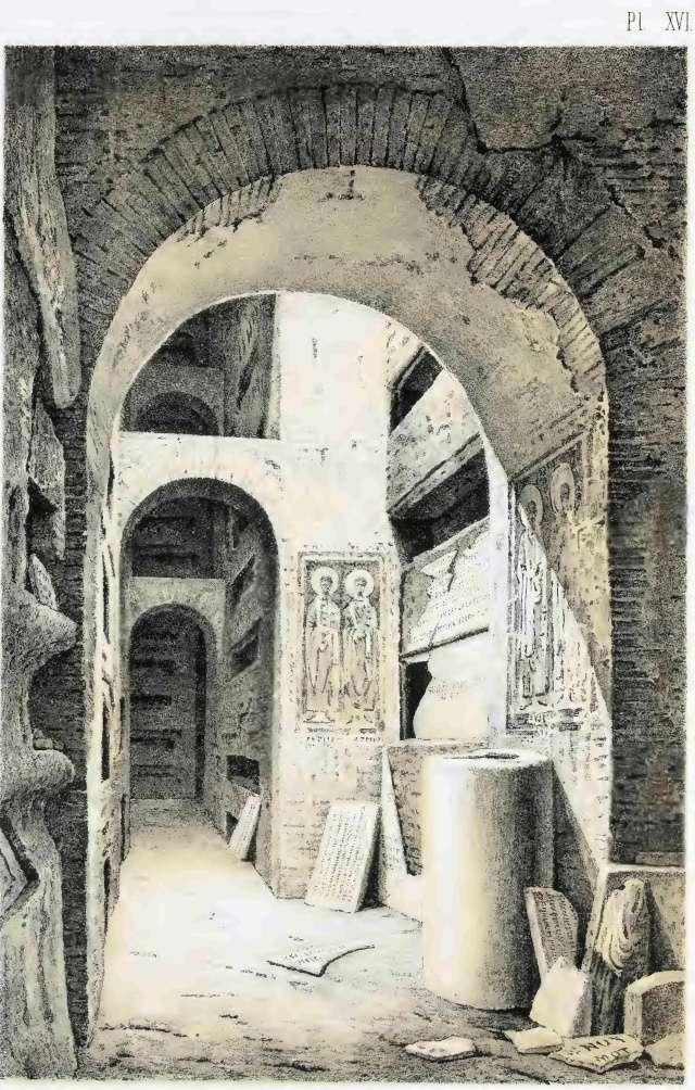Rome souterraine. - Page 7 Planch13