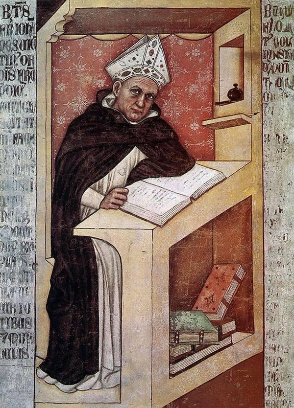 Saint Albert le Grand, évêque, confesseur et docteur 1115al10