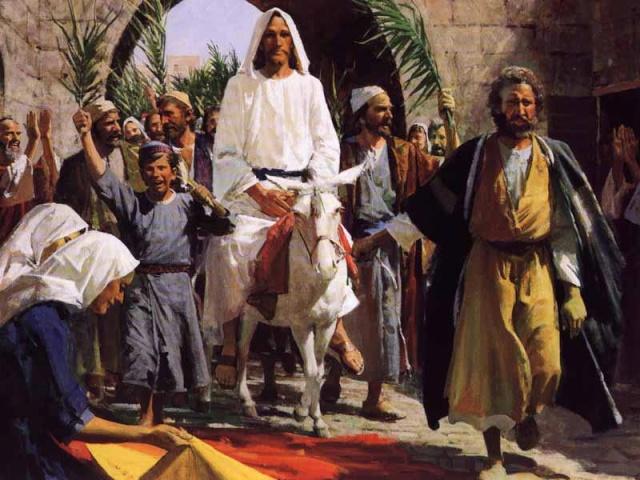 Neuvaine en l'honneur du Christ Roi - Du 15 au 23 novembre Rameau10