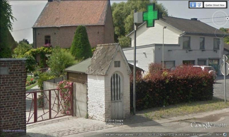 Street View : La Belgique : Pays du surréalisme - Page 3 Chapel10