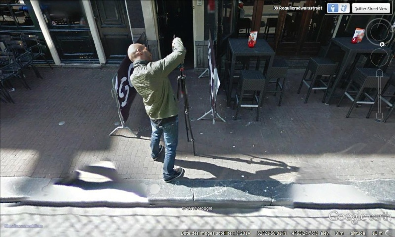 Inception: Quant la Google photographie Google au travail, à Amsterdam ( Pays-Bas) Photog10
