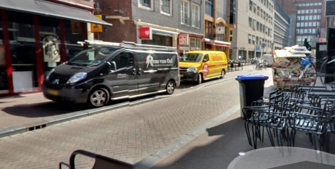 Inception: Quant la Google photographie Google au travail, à Amsterdam ( Pays-Bas) Photog12