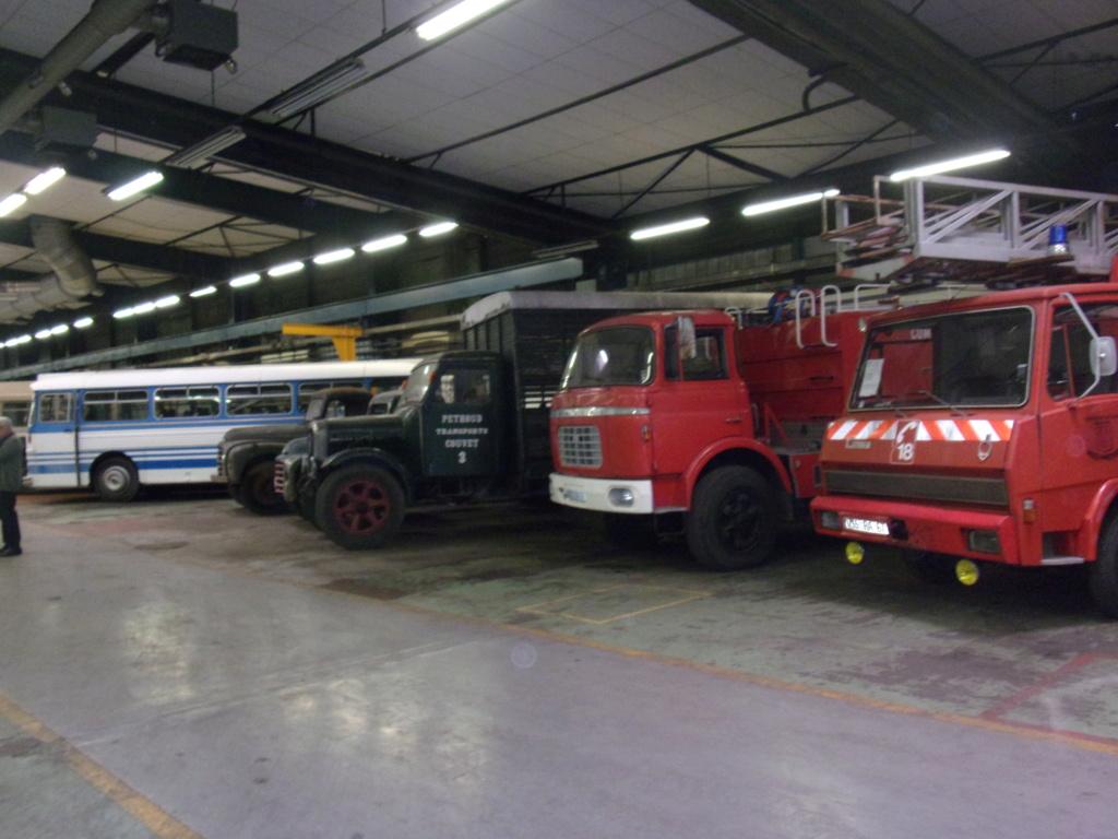 Rassemblement au musée de l'autocars à Wissembourg 7/10/2018 5311