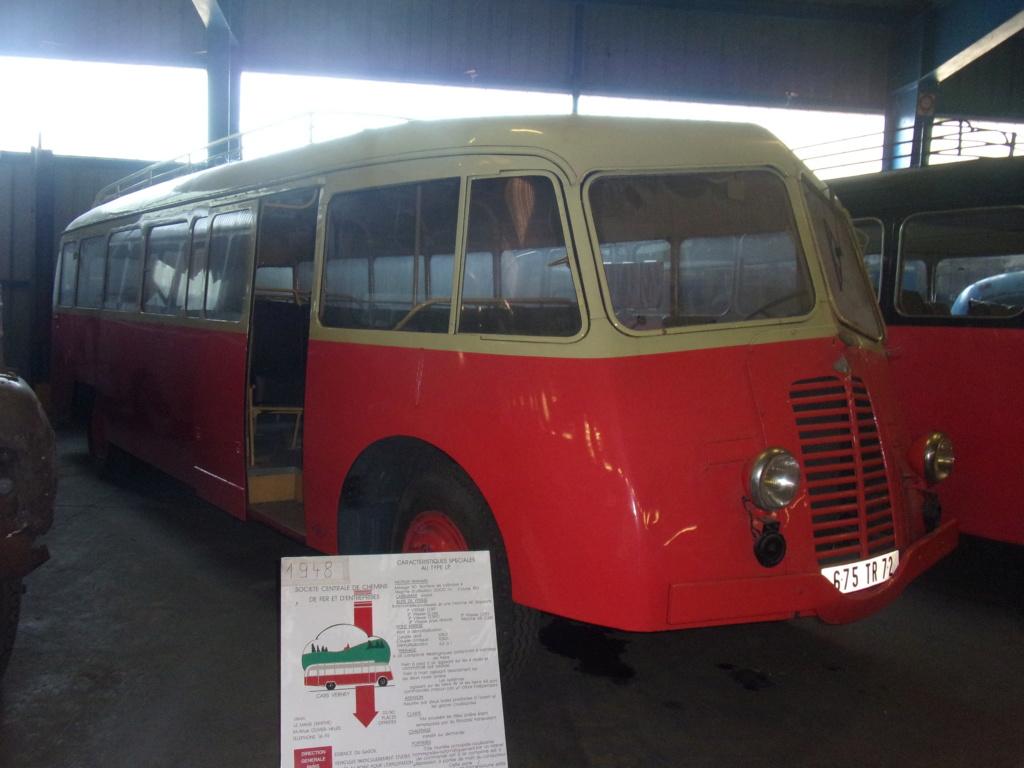 Rassemblement au musée de l'autocars à Wissembourg 7/10/2018 5510