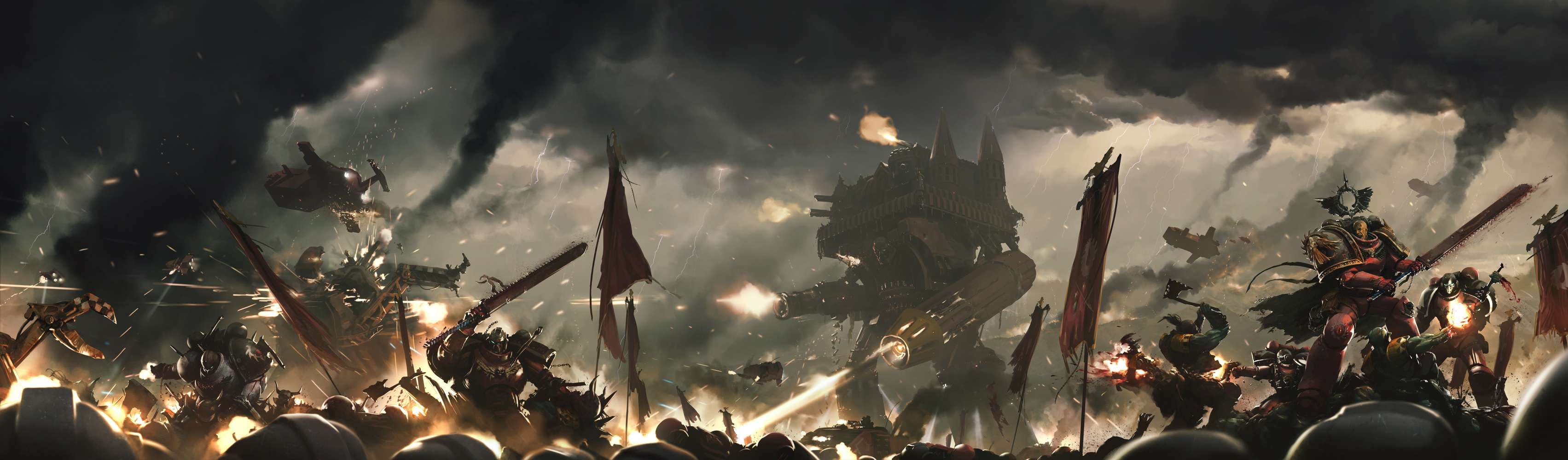 [W40K] Collection d'images : Warhammer 40K divers et inclassables - Page 2 9bf26c10