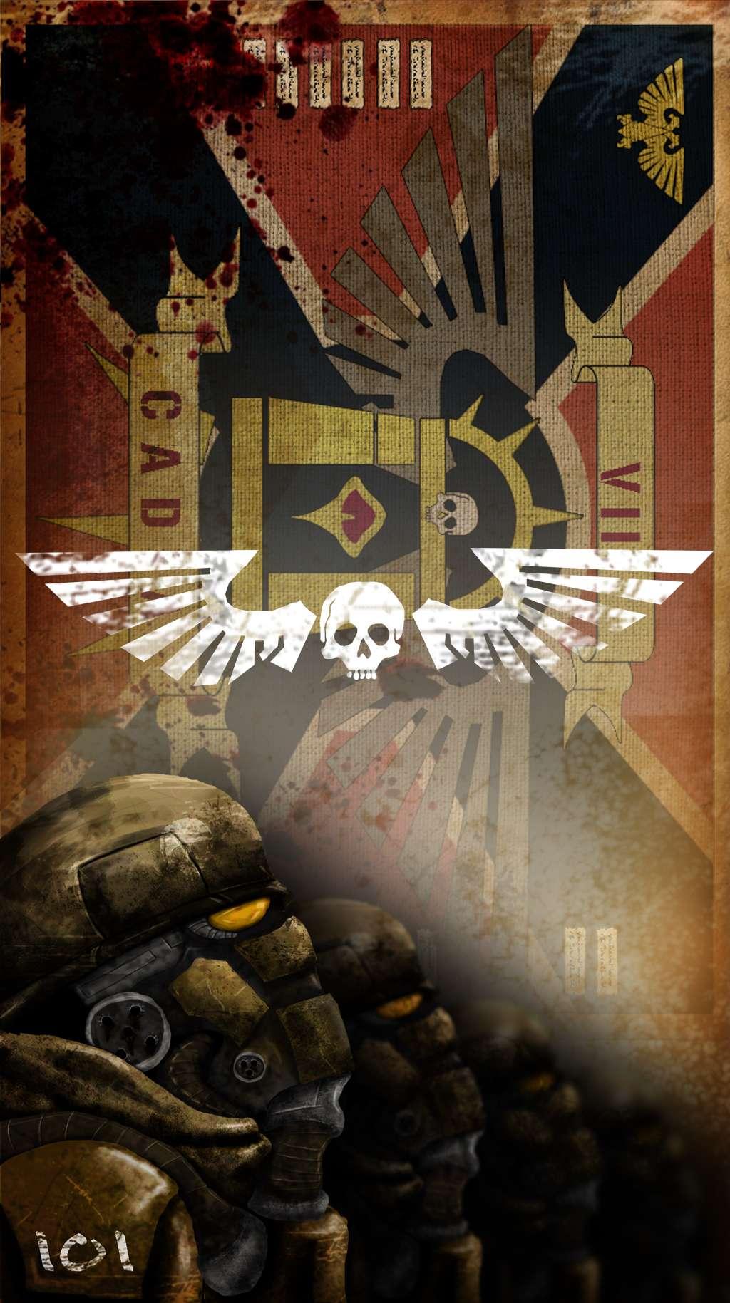 [W40K] Collection d'images : La Garde Impériale - Page 4 Imperi10