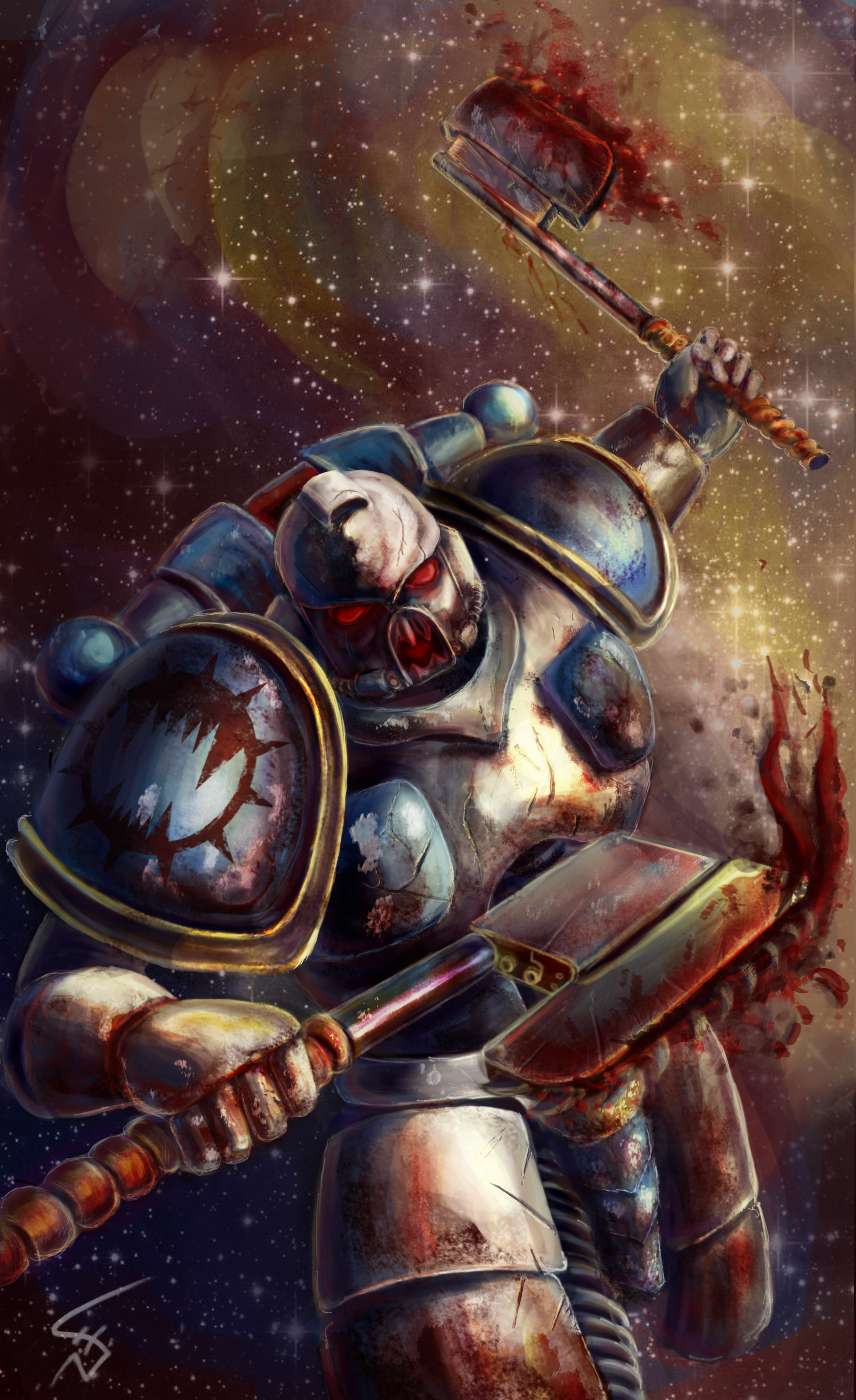 [W40K] Collection d'images : Space Marines du Chaos - Page 6 World_10