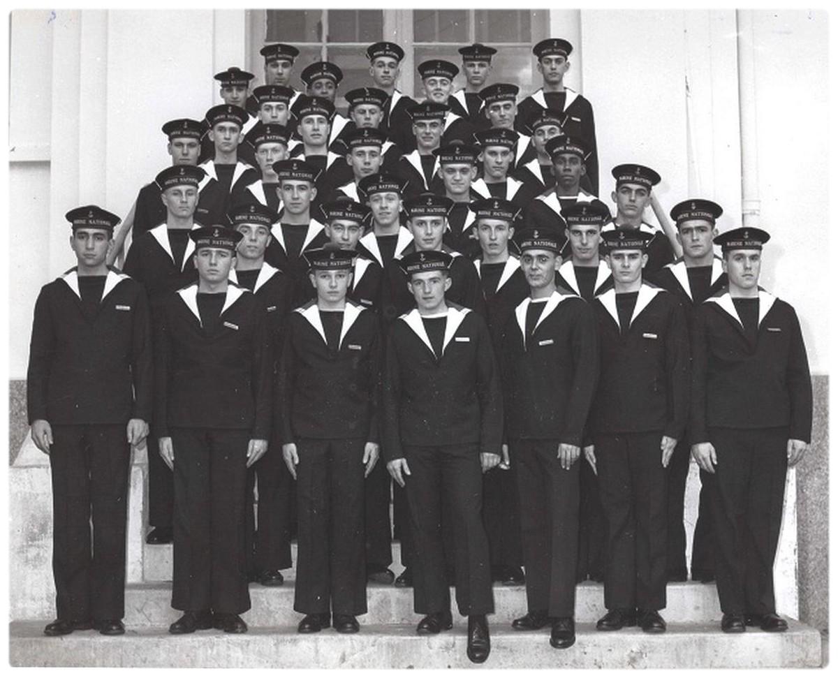 CPAN Saint-Raphaël, cours préparatoire à l'aéronautique navale (pilotes, nav, elbor) 094