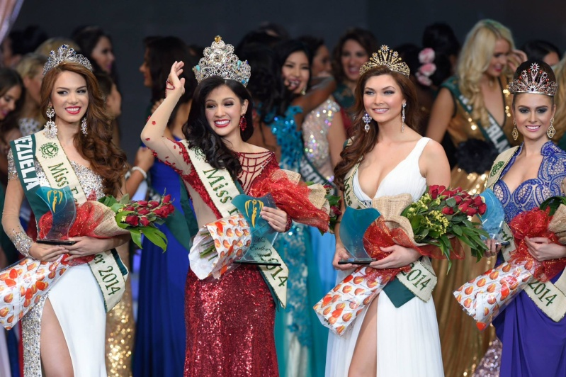 2014 MISS EARTH COMPETITION: THE ROAD TO THE CROWN - Page 25 10827910
