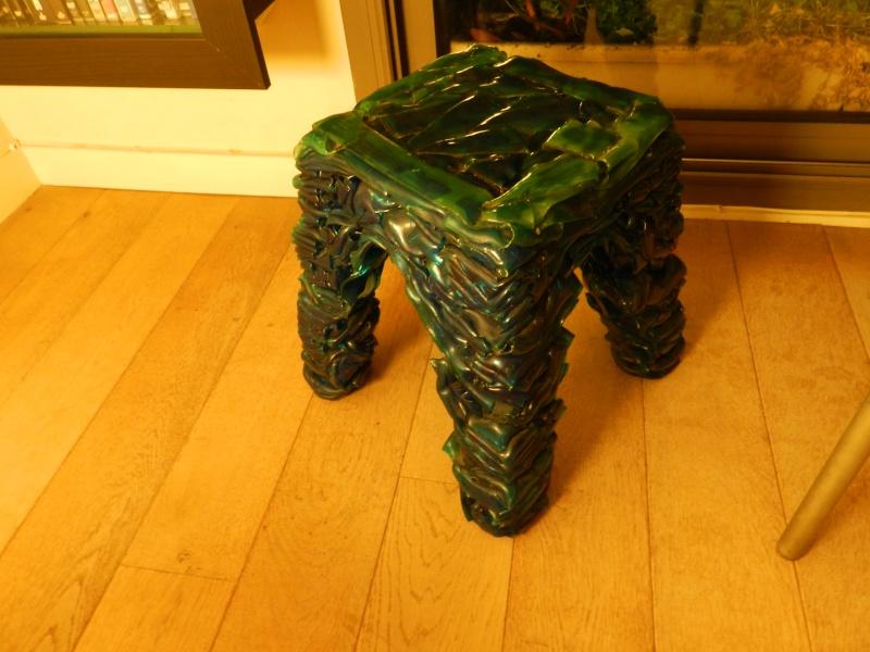 Bec poilu, une association créatrice de mobilier de récupération Vauvyr14