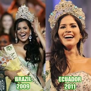 LATINA POWER IN MISS EARTH 2001-2013 311