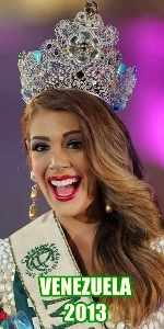 LATINA POWER IN MISS EARTH 2001-2013 411