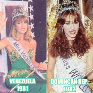 LATINA POWER IN MISS WORLD...!!! 1951-2016 UPDATE*** 412