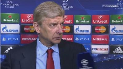 [Division 2, 7eme Journée] Réaction d'après-match - Arsène Wenger (Arsenal) Sans_t25