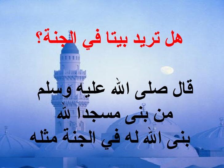 ثواب من بنى لله مسجدا( ساهم في بناء مسجد الروضة الشريفة) بقرية الحمام أبنوب.! -3-72810