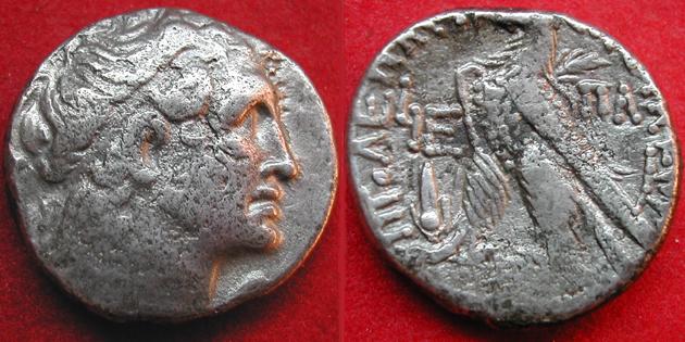 Opinions sur un Tétradrachme d'Athènes et autre 159811