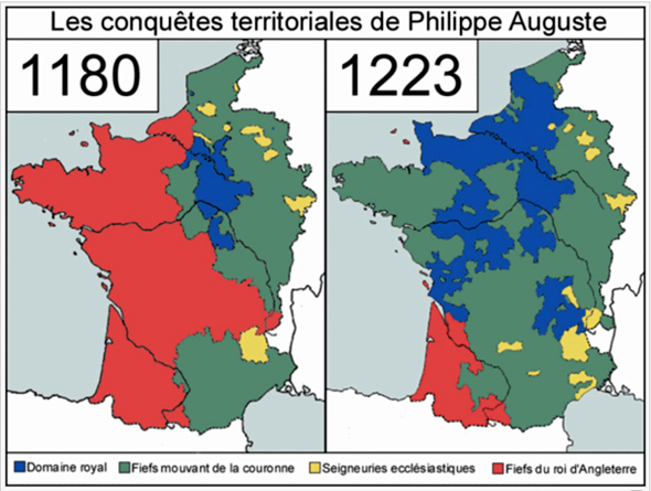 Denier St Martin de Tours pour Philippe Auguste Carte_11