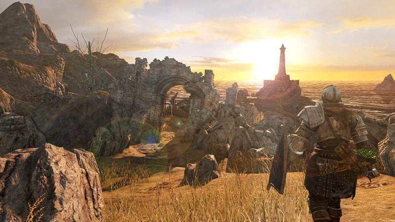 Dark Souls 2: Scolar of the First Sin Dark-s12