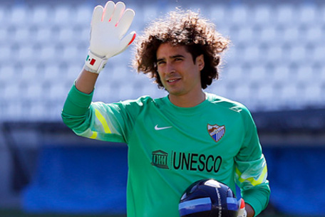 Guillermo Ochoa - Málaga CF Memo3510