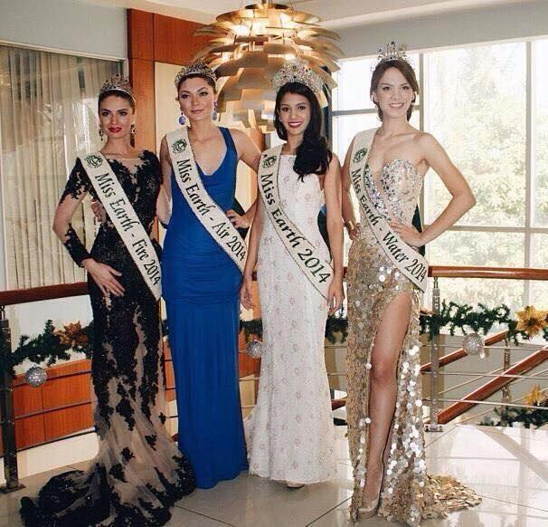 The Official Thread of MISS EARTH® 2014 Jamie Herrell, Philippines 10354710