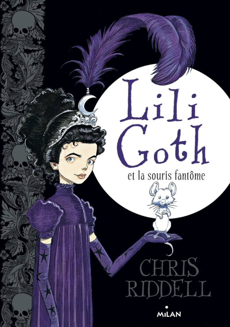 [Riddell, Chris] Lili Goth et la souris fantôme Liligo10