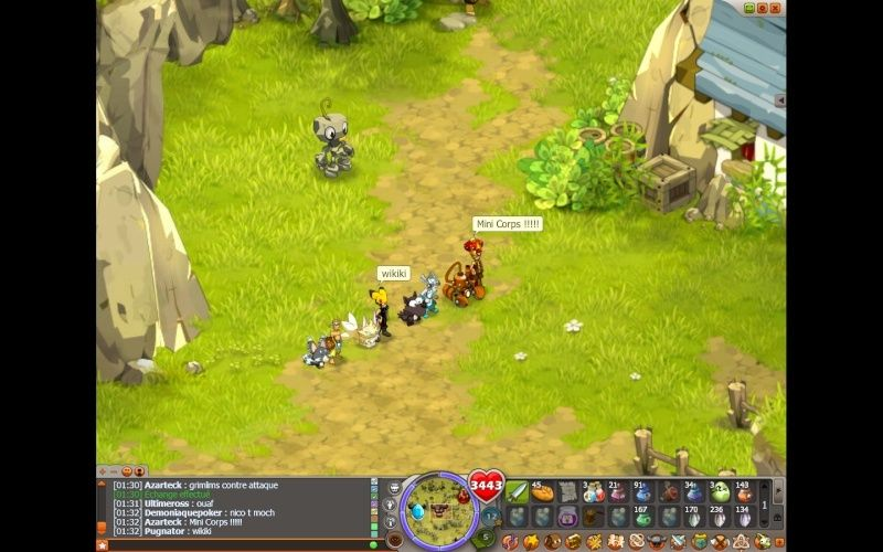 screenshots Dofus_11
