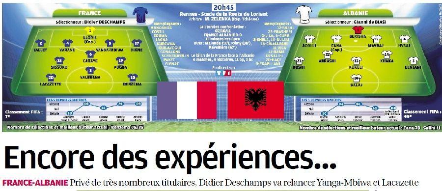 COMPOS DE L'EQUIPE DE FRANCE  - Page 4 2010