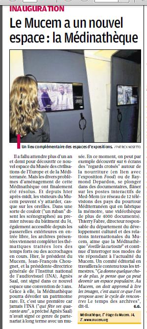 PATRIMOINE DE LA MEDITERRANEE - Page 13 4110