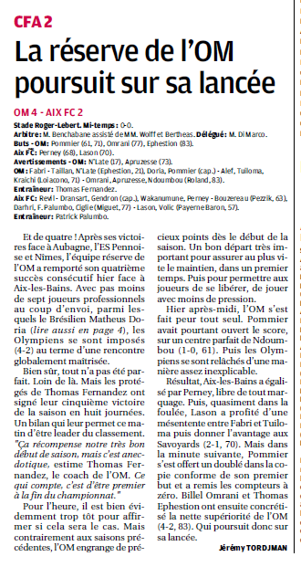 MATCHS DE LA RESERVE OLYMPIENNE - Page 15 510