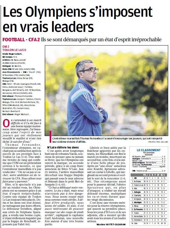 TOULON LE LAS // CFA2 GROUPE E  - Page 19 511
