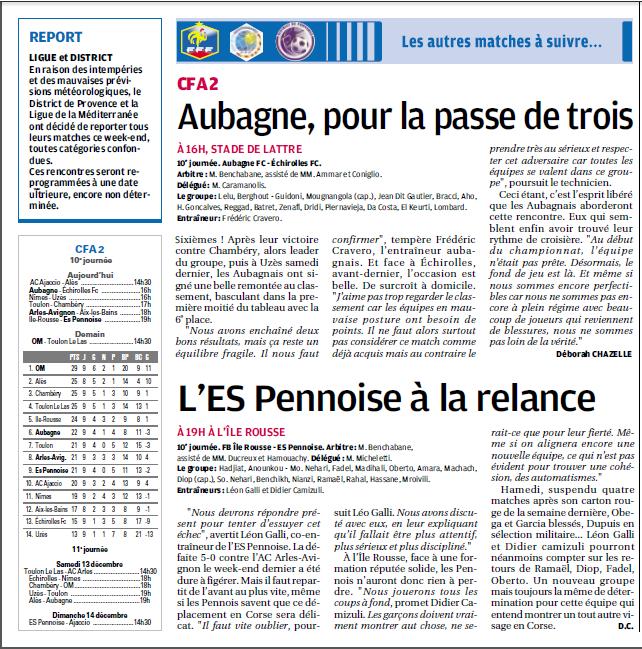 FC AUBAGNE // CFA2 GROUPE SUD EST  G - Page 19 512