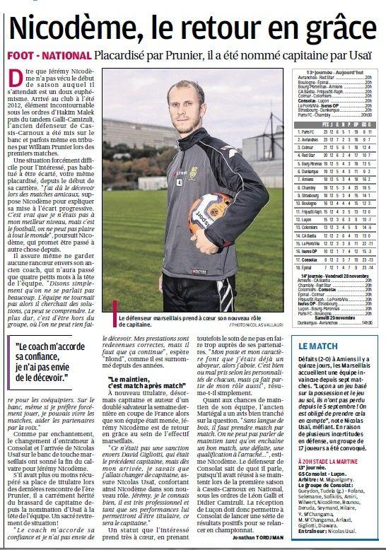Vendée Luçon Football (National) - Page 2 713