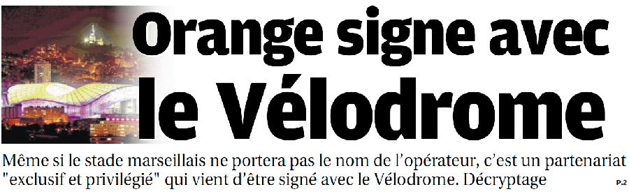 STADE VELODROME - Page 3 821