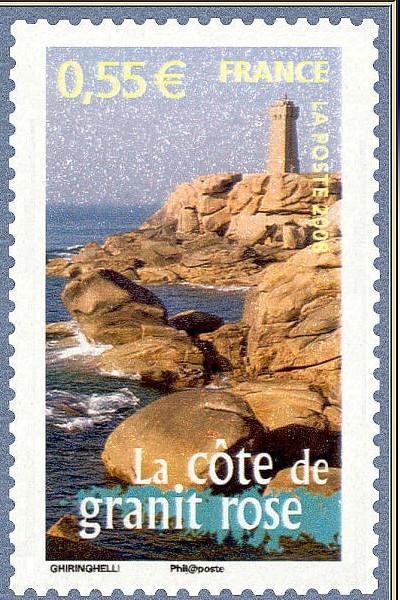 LES TIMBRES DE COTES D'ARMOR 2910