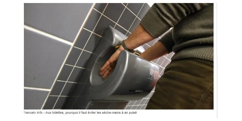 Aux toilettes, pourquoi il faut éviter les sèche-mains à air pulsé Sans_t65