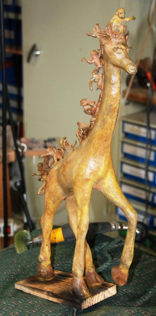 les derniéres de marco , suite  - Page 4 Girafe11