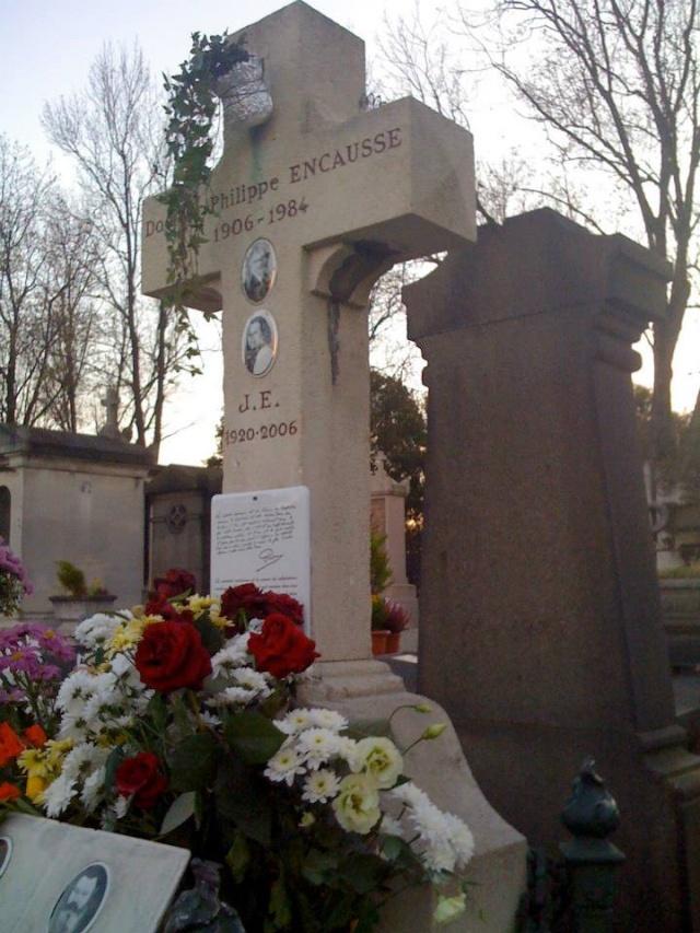 Gerard Encausse said PAPUS Papus10