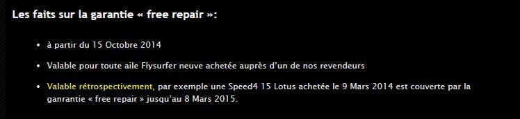 VENDYE     //  FLYSURFERYSURFER SPEED 4 18.0 m² Lotus. 7 Nav, super etat 1680 euro prix en baisse 1450  RESERVE Free_r10