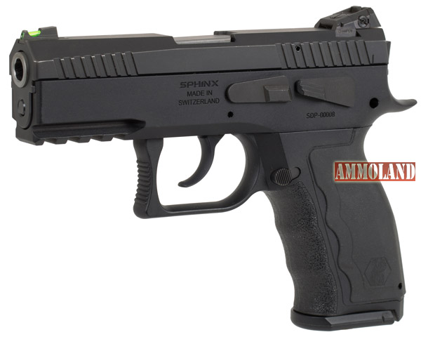 pistolet sphinx sdp  (fabrication suisse) Sphinx10