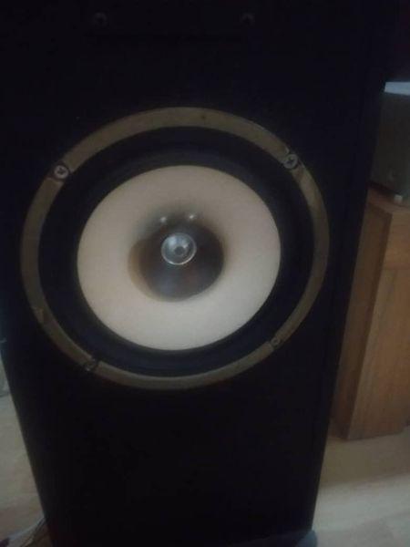 coral 8a39 fullrange speaker driver - SOLD Coral811
