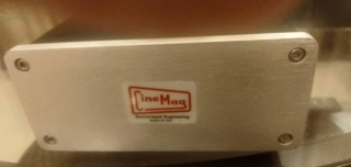 Cine mag step up transformer for mc cartridges - SOLD Img-2013