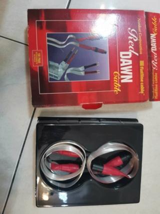 Nordost Red Dawn XLR cable - item sold Reddaw10