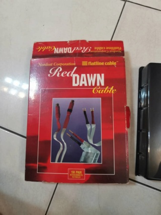 Nordost Red Dawn XLR cable - item sold Reddaw11